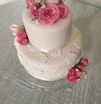 wedding small pink nancy's