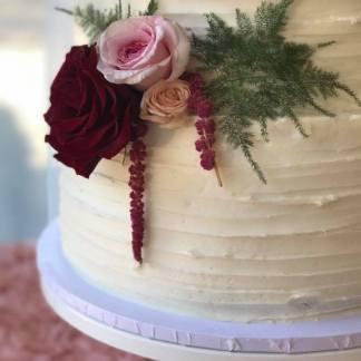 Wedding Cake visalia 2